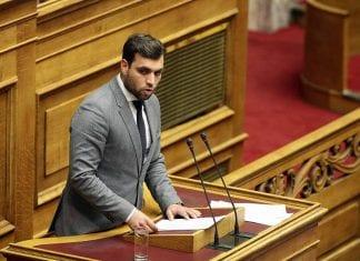 Μεγαλομύστακας Αναφορά πυρκαγιές ΙΕΚ Σέρρες Βουλευτής ΣΥΡΙΖΑ Ένωση Κεντρώων Ερώτηση Φοιτητικές Εστίες