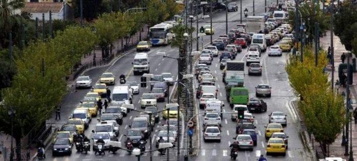 οχήματα τέλη κυκλοφορίας μήνα