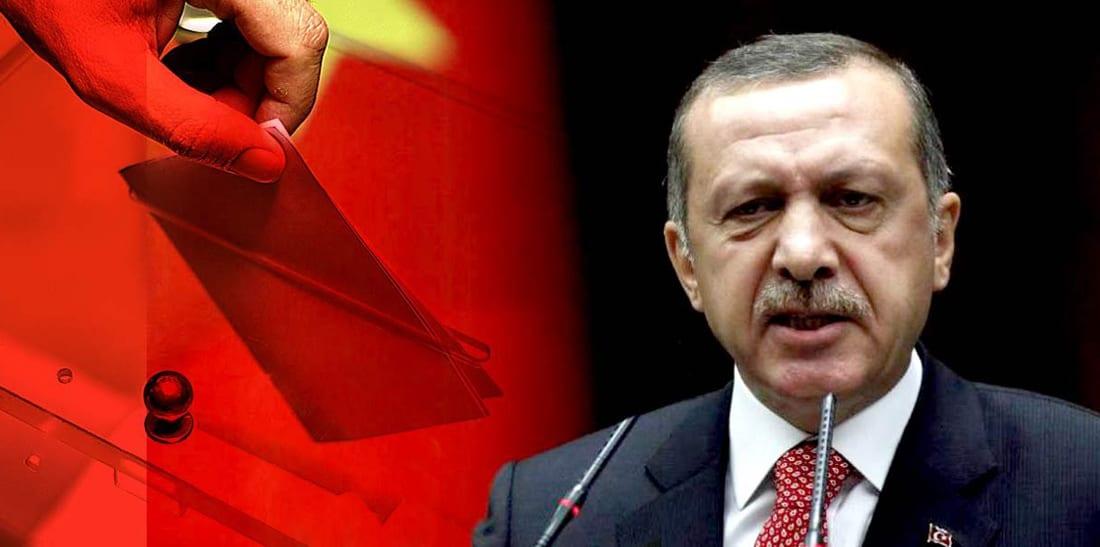 Αποτέλεσμα εικόνας για Ο Ταγίπ Ερντογάν ανακοίνωσε πρόωρες εκλογές για τις 24 Ιουνίου