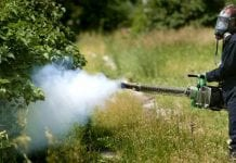 Κουνούπια κουνουπιών Πρόγραμμα Καταπολέμησης