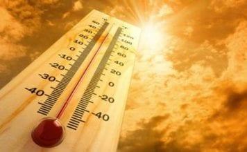 καύσωνας Θερμή