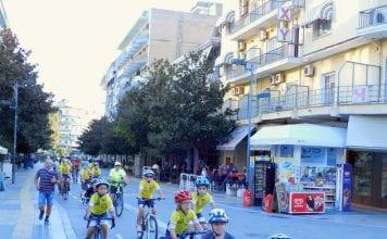 ποδηλατοδρόμων