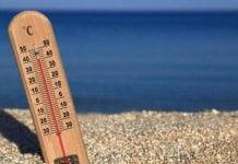 θερμοτερο ετος