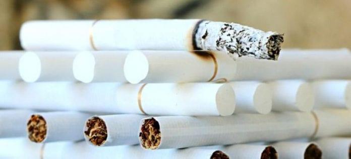 καπνίσματος