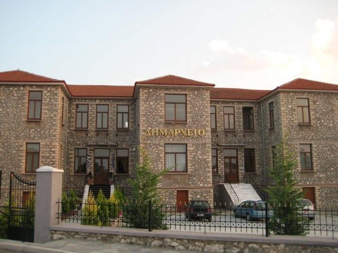 Προκήρυξη Αμφίπολης Δήμος Αμφίπολης
