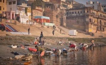 Ινδία μολυσμένη χώρα κόσμο