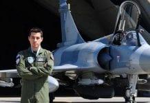 Ελληνας «Best Warrior» πιλότος του ΝΑΤΟ