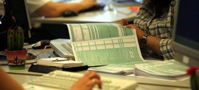 υποβολή φορολογικών δηλώσεων Τέλη Μαρτίου