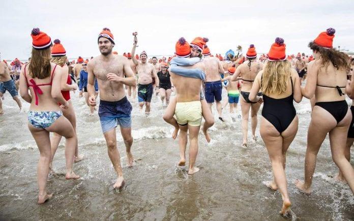 παγωμένα νερά Ολλανδοί