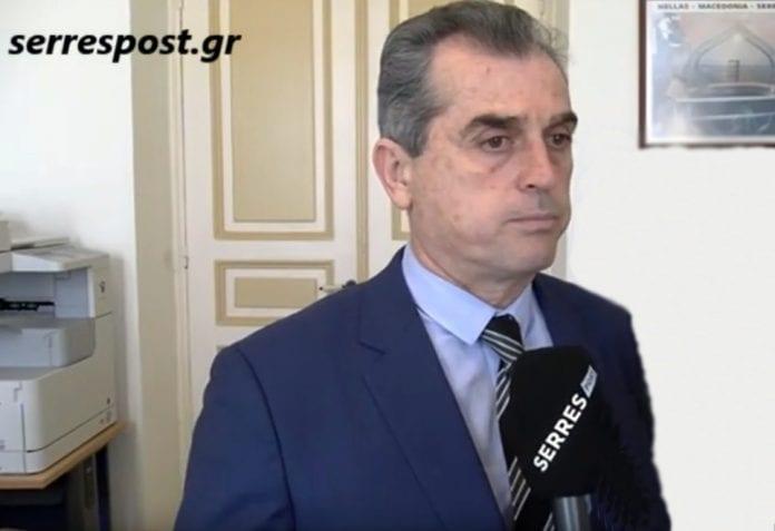 ευθύνης Σπυρόπουλος