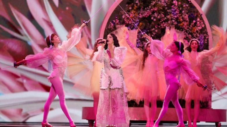 Κατερίνα Ντούσκα Eurovision