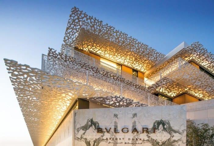 Ξενοδοχείο οίκου μόδας Bulgari