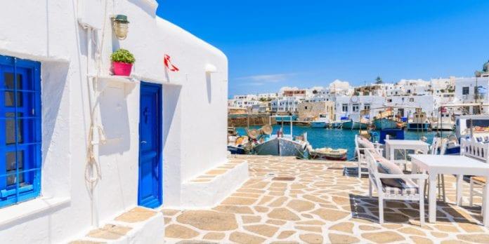 Βρετανική λίστα με τα πιο ήσυχα ελληνικά νησιά