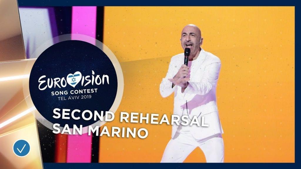 San Marino Eurovision