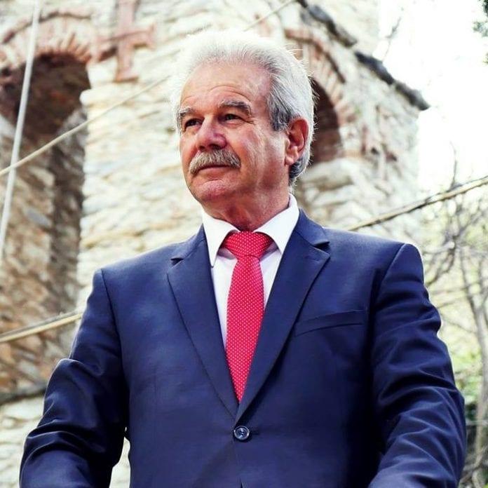 συγχαρητήρια Βύρωνα Μπάλτσιου στον Δημήτρη Νότα