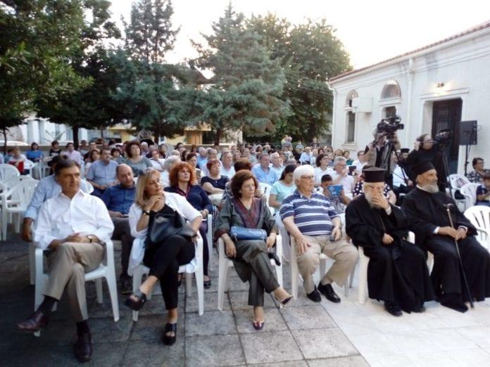 εκδηλώσεις μνήμης για το ολοκαύτωμα της Νιγρίτας