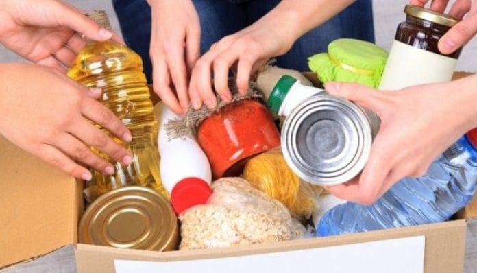 τροφίμων ΚΕΑ ΤΕΒΑ Διανομή προϊόντων