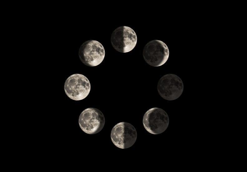 Σελήνη φάσεις