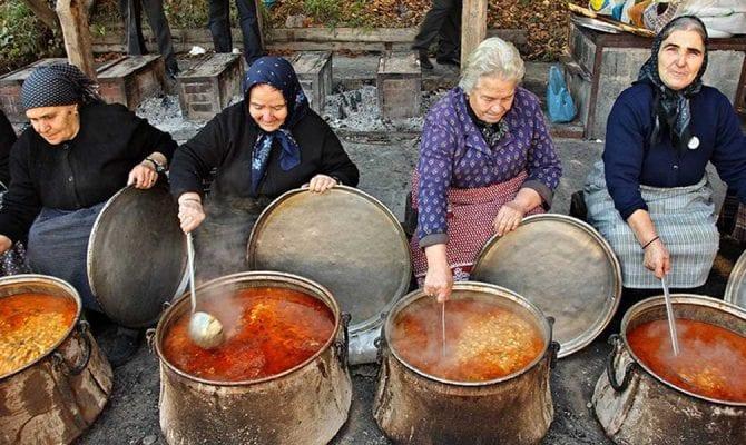 παραδοσιακά ελληνικά φαγητά