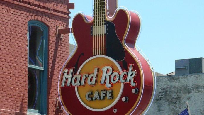 Hard Rock Cafe Μπιθικώτση