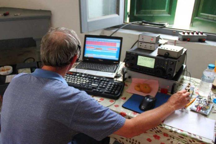 ραδιοερασιτεχνών
