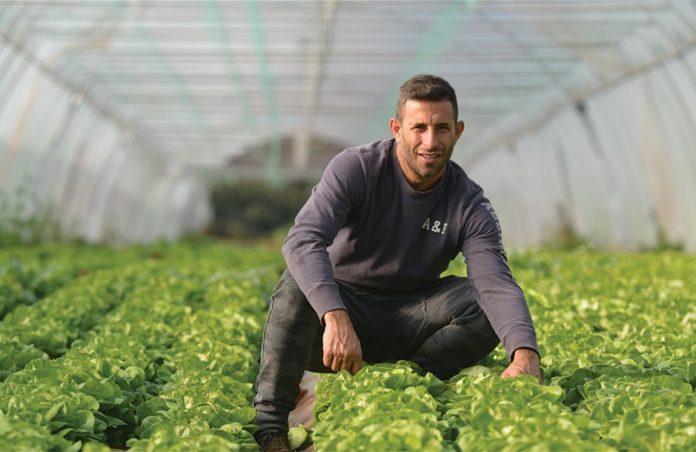 Αγρότης Χρονιάς επαγγελματία αγρότη