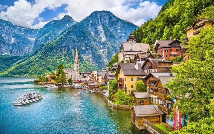 Αυστριακό χωριο Χάλστατ