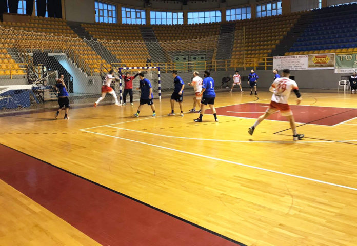 Handball Πανσερραϊκός