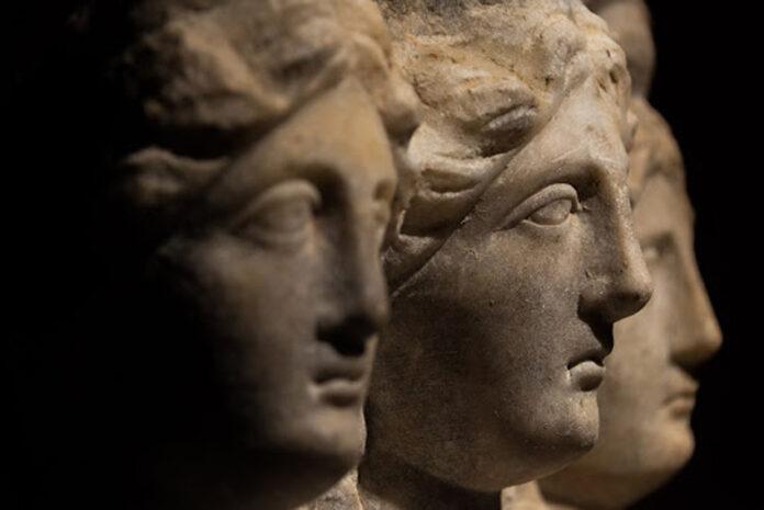 Αρχαίες Ελληνίδες