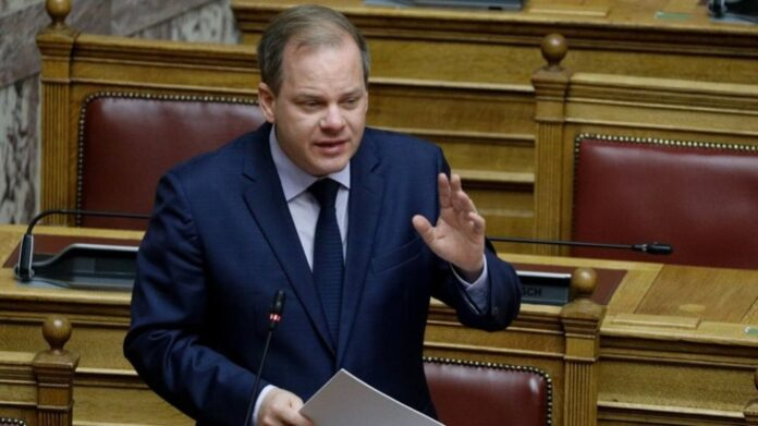 Υπουργού Υποδομών Καραμανλής ΣΥΡΙΖΑ Aegean Καραμανλής