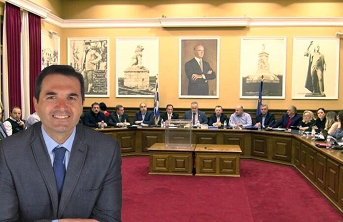 Τερζής Προσλήψεις Covid Μέτρα Βασίλης Τερζής προϋπολογισμού Δημοτικό Δήμος Συμβούλιο