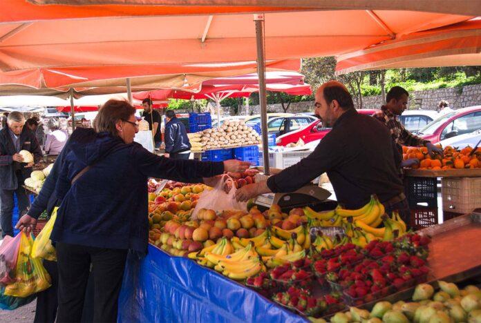 κανονική λαϊκή αγορά Λαϊκές Νιγρίτας Μεγάλο Σάββατο Τρίτη 30 Μαρτίου θα λειτουργήσουν λαϊκή αγορά Νιγρίτα Λαϊκές στη Σιντική