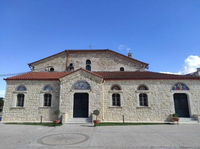 Αγίου Γεωργίου Άγιος Βενέδικτος