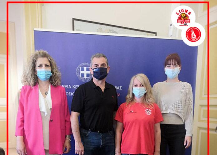εθελοντές αιμοδότες