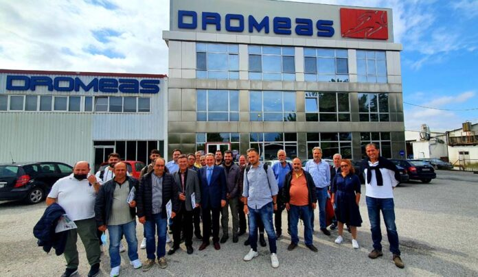 Πολυμελής Επιχειρηματική αποστολή του Κυπριακού serrespost.gr