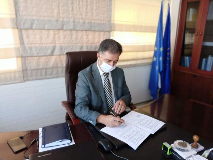 Υπεγράφη η σύμβαση για την αναβάθμιση serrespost.gr