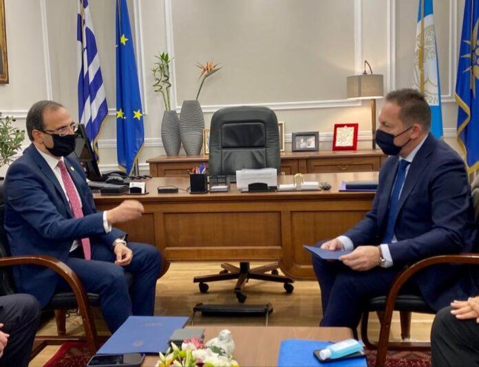 Ο Αναπληρωτής Υπουργός Εσωτερικών serrespost.gr